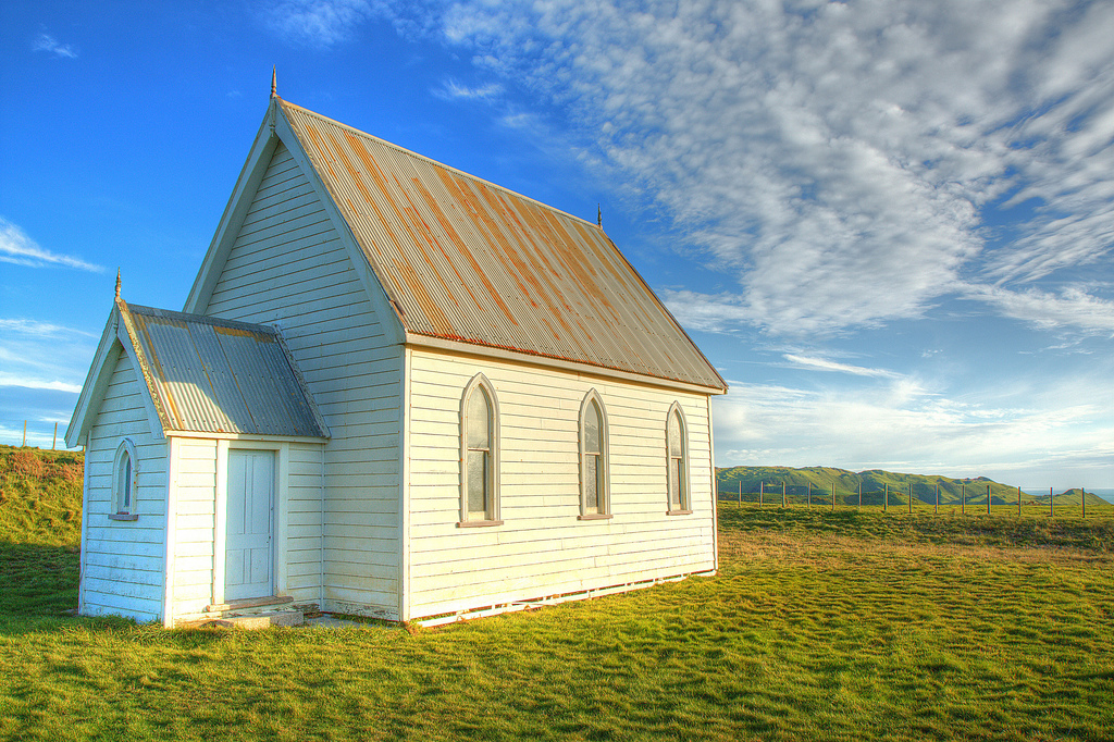 Kohekohe Church in Franklin